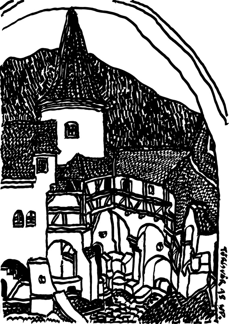 Törcsvár-Törzburg-Bran