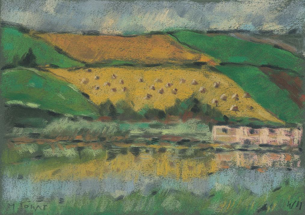 Mezőtóhát - Tăureni