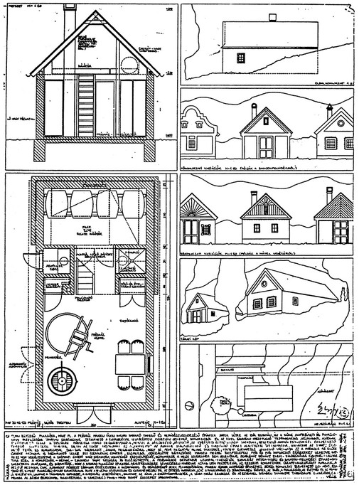 Présházak és kerti házak