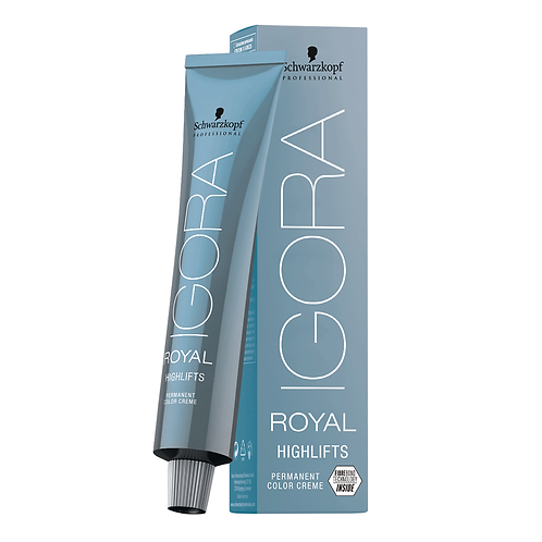 Tintura Igora Royal Hightlifts Schwarzkopf Professional 60ml