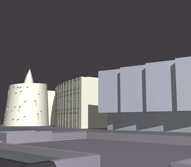 Balatoni regionális könyvtár, Siófok, tervpályázat