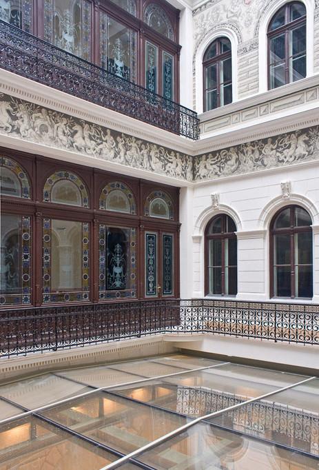 Wahrmann palota, Budapest, Andrássy út 23