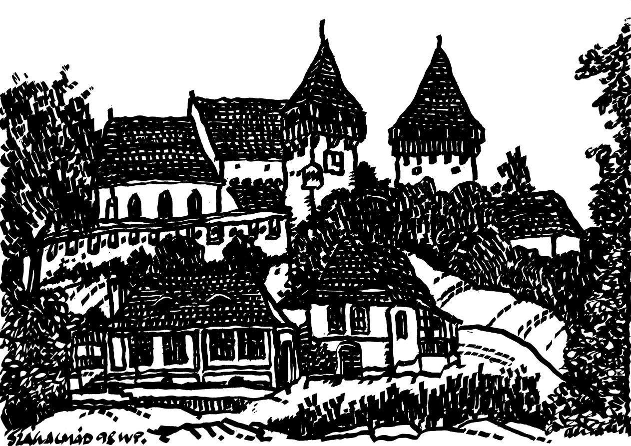 Szászalmád-Almen-Alma Vii