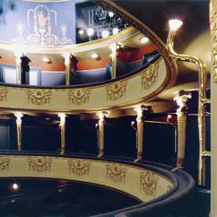 Új Színház, Budapest, Paulay Ede utca