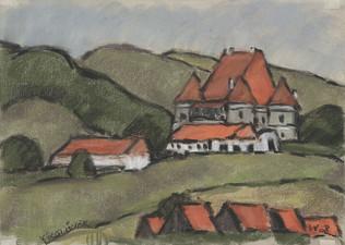 Küküllővár-Kokelburg-Cetatea de Baltă
