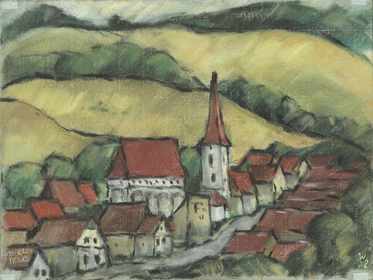 Miklóstelke-Klosdorf-Cloașterf