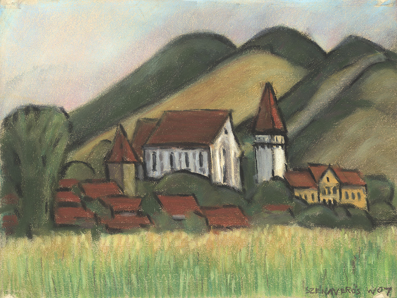 Szénaverős-Zendersch-Senereuș