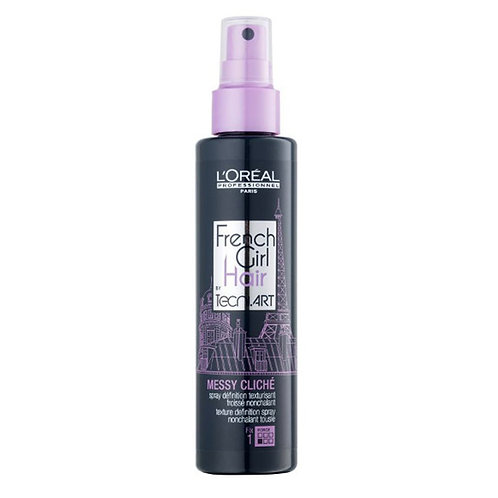 SPRAY FIJADOR MESSY CLICHÉ FRENCH GIRL HAIR 150 ml Loreal Professionnel