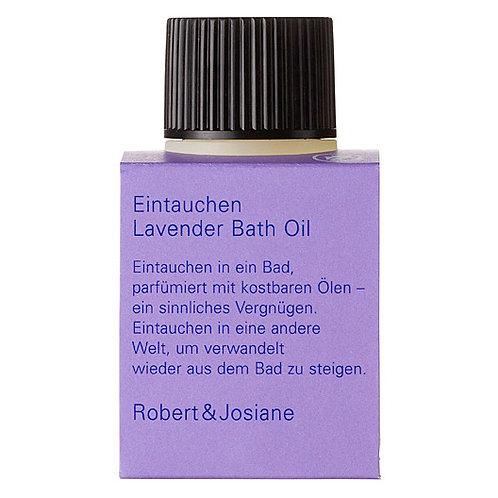 Eintauchen – Lavender Bath Oil