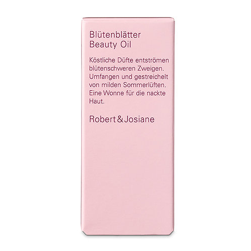 Blütenblätter – Beauty Oil
