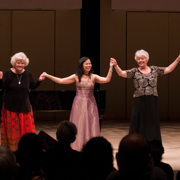 Catherine Robbin and Friends - Tribute Communities Recital Hall, York University