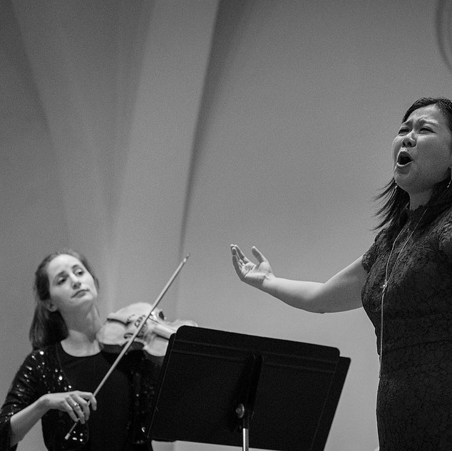 """Handel's Heroines""- with Rezonance Baroque Ensemble"