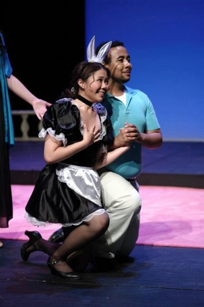 """The Marriage of Figaro""- Halifax Summer Opera Festival (2008)"
