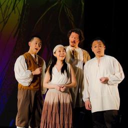 """""""Venus and Adonis"""" - Toronto Masque Theatre"""