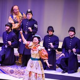 """The Pirates of Penzance"" - Toronto Operetta Theatre (2016/2017)"