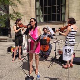 Rezonance Baroque Ensemble - Commerce Court, Toronto