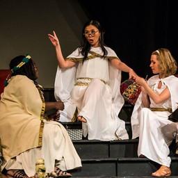 """Giulio Cesare"" - Halifax Summer Opera Festival, 2014"