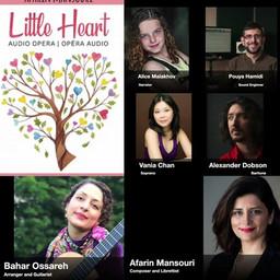 """Little Heart"" CD Release Party"