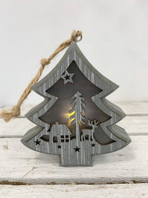 LED Hanging Christmas Tree