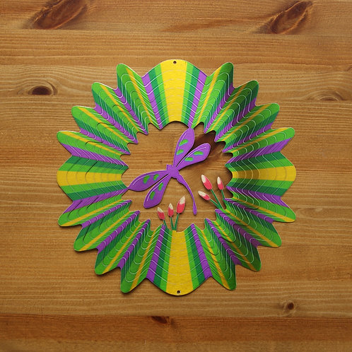 Dragonfly Garden Spinner