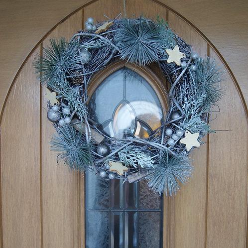 Winter Woodland Wreath