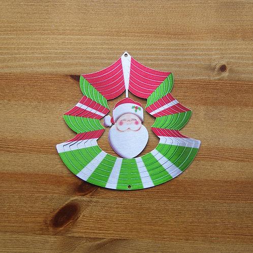 Santa Garden Spinner