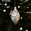 Thumbnail: Pearl White Glass Bauble