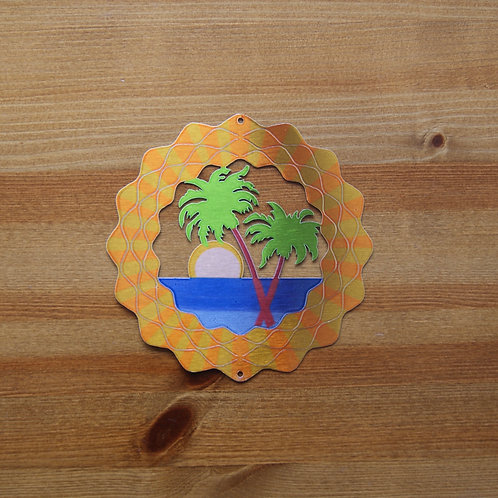 Tropical Palm Spinner