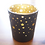 Thumbnail: Starry Glass Tealight Holder