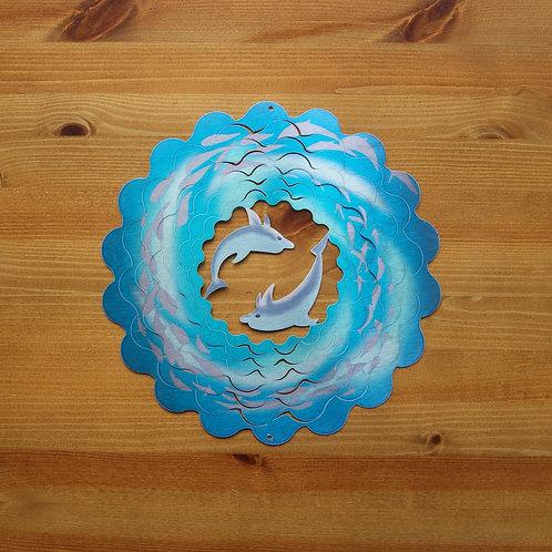 Dolphin Garden Spinner