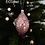 Thumbnail: Blush Pink Glass Baubles