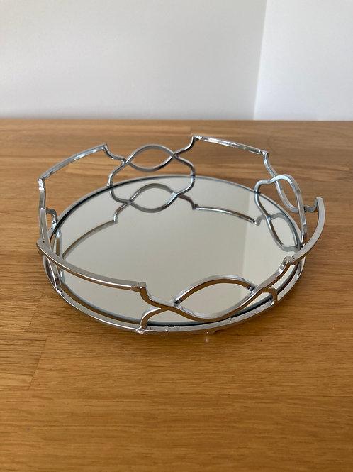 Gatsby Style Mirrored Tray