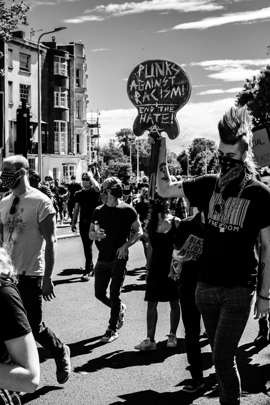 BLM - Punks against Racism II