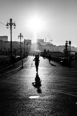 Running on Sunshine