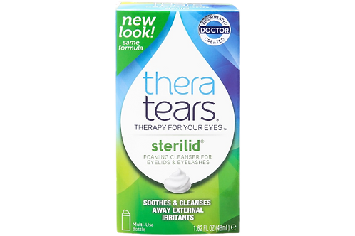 Theratears Sterilid Antimicrobial
