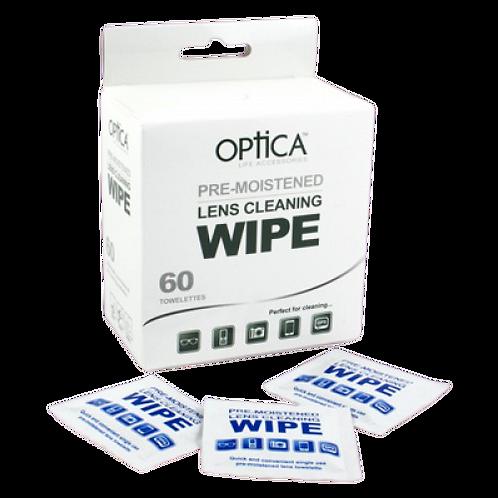 Optica Lens Tissues 60pk