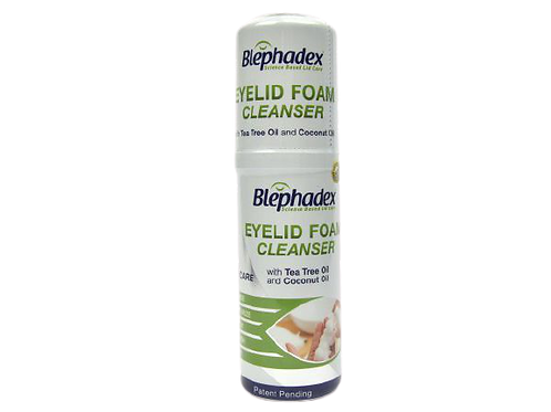 Blephadex Eyelid Foam