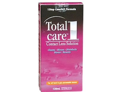 Total Care 1  Contact Lens Solution