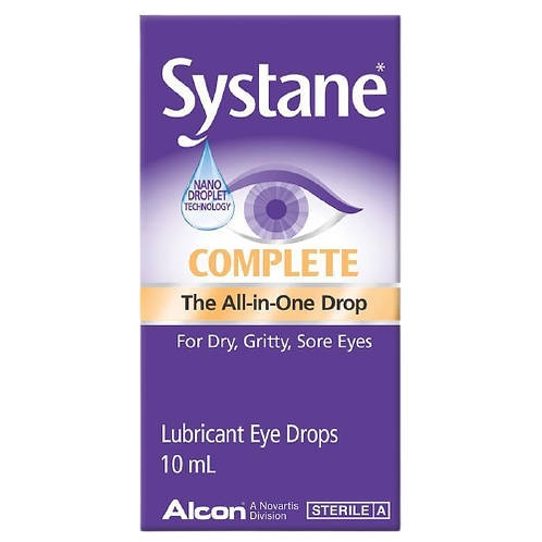 Systane Complete All-in-One Drop 10ml