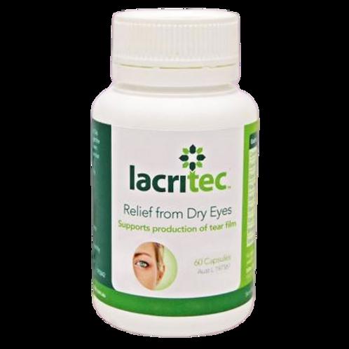 Lacritec Dry Eye Relief 60pc