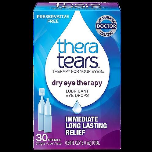 TheraTears Eyedrops single use