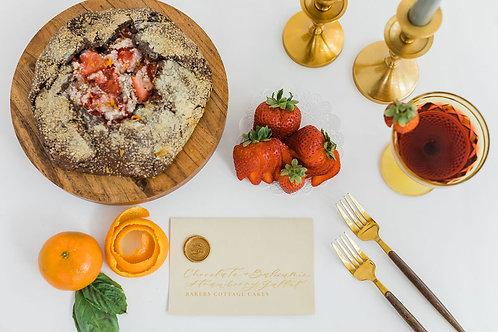 Strawberry & Sangria, Chocolate Gallet