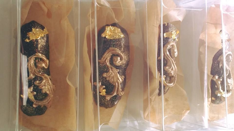 Eclairs For Stetson Mansion 1