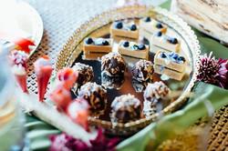 Our Wedding Desserts 1