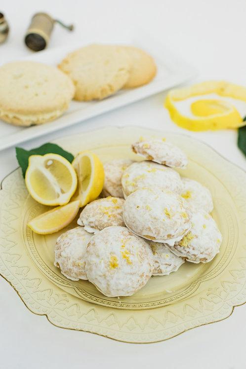 1/2 Dozen - Glazed Lemon Cream Cheese Mini's