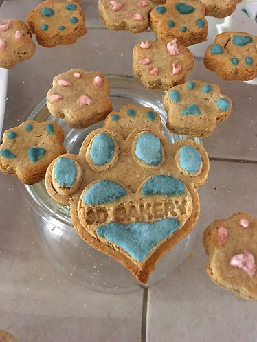 Paw treats!