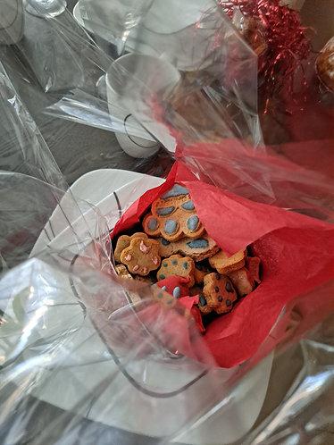 Large box of treats