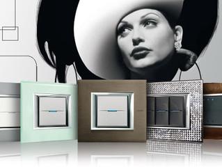 Los detalles hacen la diferencia, Bticino te ofrece diseño y calidad en placas.