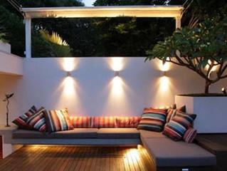 El mejor accesorio para tu terraza esta temporada: la luz