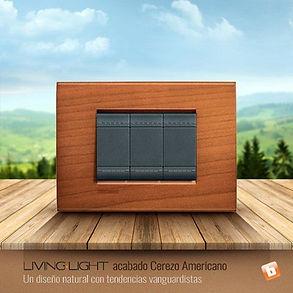 Livinglight madera natural